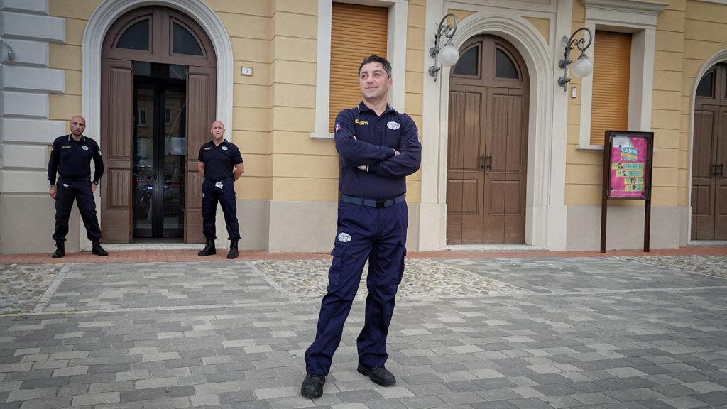 servizi sicurezza centri polivalenti