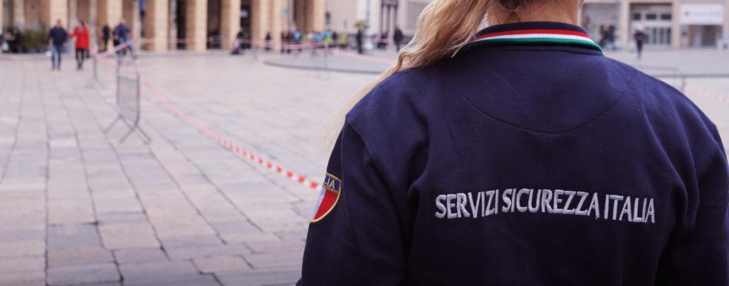 Servizi sicurezza Italia - vigilanza non armata