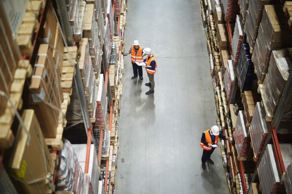 La Sicurezza nel settore della logistica