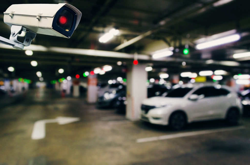 vigilanza parcheggi